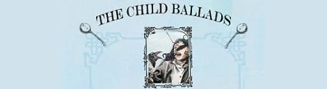 child ballads logo