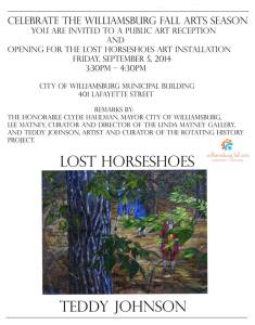 Lost Horshoes